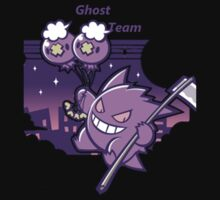 Ghost Pokemon by YoshiGirl
