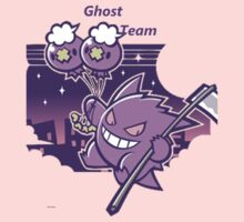 Ghost Pokemon Kids Clothes