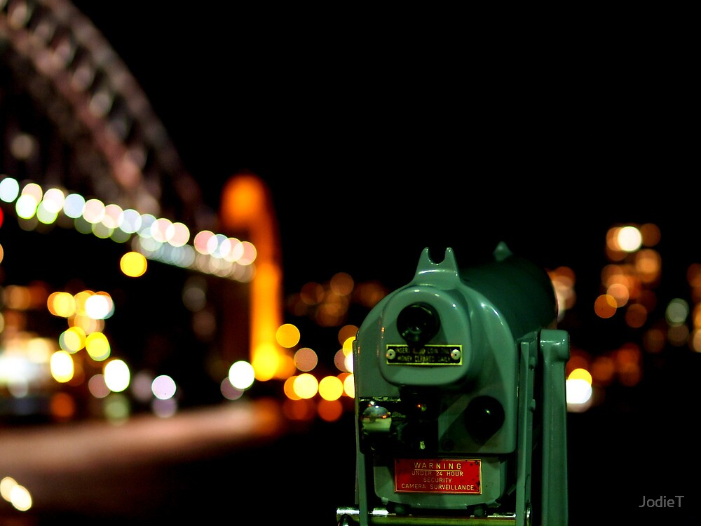 Bokeh Bridge by JodieT