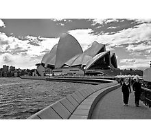 Sydney stroll - New South Wales - Australia Photographic Print