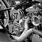 Straight out '67 - v-twin by Norman Repacholi