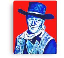 John Wayne in Red River Canvas Print
