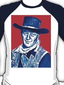 John Wayne in Red River T-Shirt