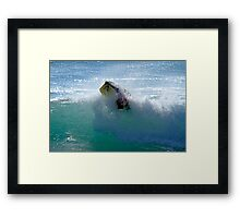 Breaking Out Framed Print