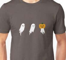 Ghosts! Unisex T-Shirt