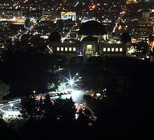 Mt. Hollywood View by Abel Zarate Jr  (EBKO)