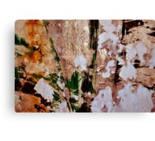 VW Abstract Art 10 Canvas Print