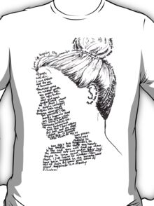 Made of Words T-Shirt