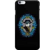 Framing (He)isen(Be)rg iPhone Case/Skin