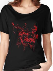 Red Dragon Mythical Beast Women's Relaxed Fit T-Shirt