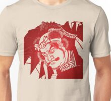 Red Samurai Unisex T-Shirt