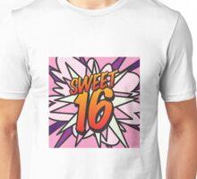 Sweet 16 Unisex T-Shirt