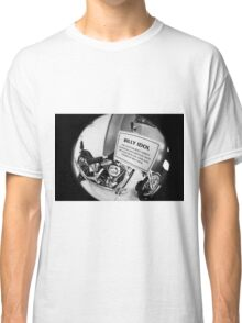 Billy Idol's Harley Classic T-Shirt