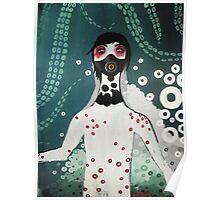 OctoBoy Underwater Poster