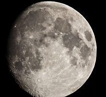 Moon by Antonio Paliotta