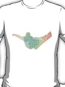 Snowboard Typography T-Shirt