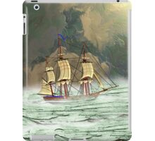 A 19th century Sailing Ship iPad//iPod/iPhone case design iPad Case/Skin