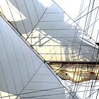 Diagonsails II by Stephen Mitchell