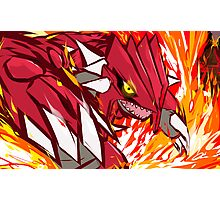 Groudon | Eruption  Photographic Print