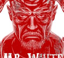 Mr. White is the Devil Sticker