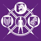 Shingeki no Kyojin: Choose Your Faction - Plain by brittanacedes