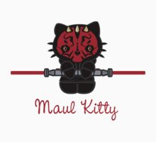 Maul Kitty Kids Clothes