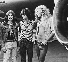 Led Zeppelin by Virginie Le Guen-Bertheaume