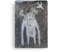 Large creature Canvas Print