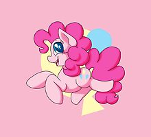 Chibi Pinkie Pie by Ashley Nichols