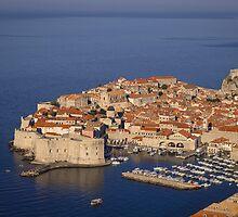 Wonderful Dubrovnik by Maciej Nadstazik