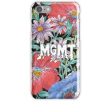 MGMT iPhone Case/Skin