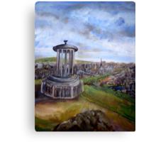 Edinburgh Canvas Print