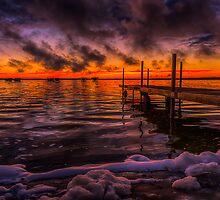 Twilight Jetty 0103_13 by Ian McGregor