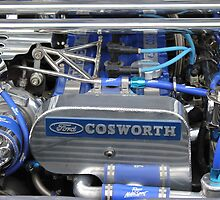 ford cosworth  by Perggals© - Stacey Turner