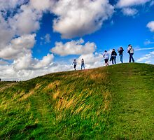 The Future Is Unwritten - Avebury, England by Mark Tisdale