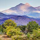 Sweet September Morning Mountain View by nikongreg