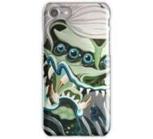 Devil Head Ghost iPhone Case/Skin