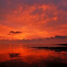 And another sunrise at the Baltic Sea by jchanders