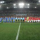 Man United by David Petranker
