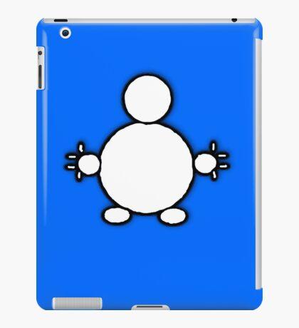 TubbyLife Studios T-Shirt iPad Case/Skin