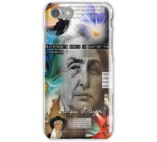 o'keeffe iPhone Case/Skin