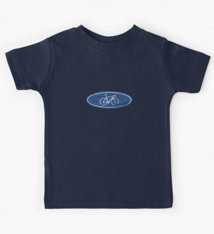 Ford Bike Logo Kids Tee