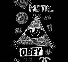 Illuminati  by Veljko Maksimovic