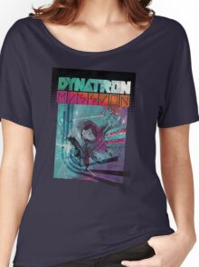Dynatron Mission Women's Relaxed Fit T-Shirt