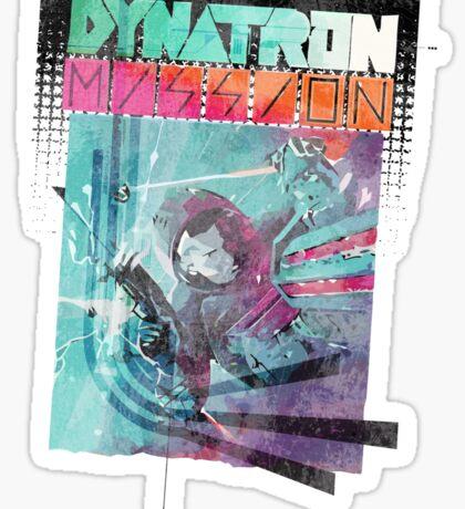 Dynatron Mission Sticker