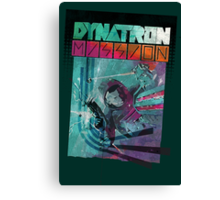 Dynatron Mission Canvas Print