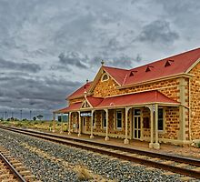 Manahill siding by Danny Waters
