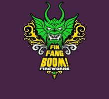 Fin Fang Boom! Fireworks Unisex T-Shirt