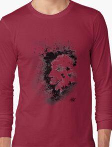 Ink Lion Long Sleeve T-Shirt