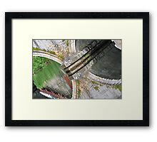 Reflective View Framed Print